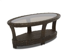 Cassley Oval Cocktail Table