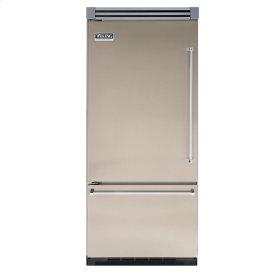 "Taupe 36"" Bottom-Mount Refrigerator/Freezer - VIBB (Left Hinge Door)"