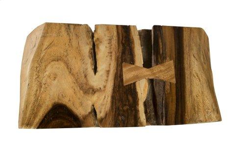 Chamcha Wood Side Table