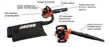 ES-255 Easy Starting Leaf Vacuum Leaf Blower Shred N Vac