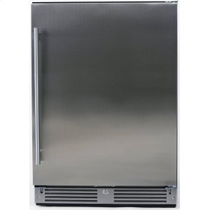 XO APPLIANCE24in Beverage Center Solid SS RH