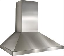 "54"" Stainless Steel Range Hood with 1000 CFM Internal Blower"
