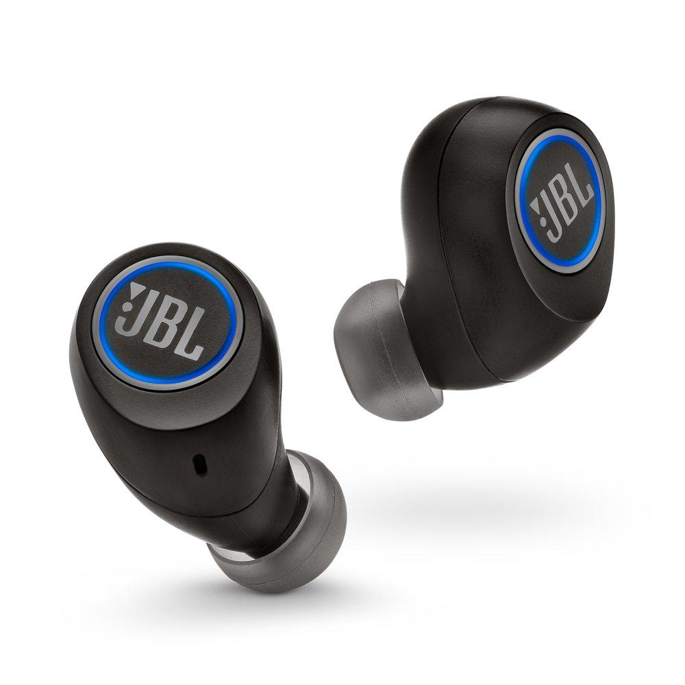 JBL Free X Truly wireless in-ear headphones  BLACK