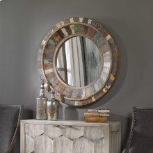 Jeremiah Round Mirror