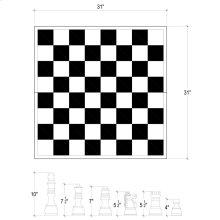 Gentlemen's Club Chess Set
