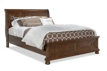 Prescott Queen Storage Sleigh Bed