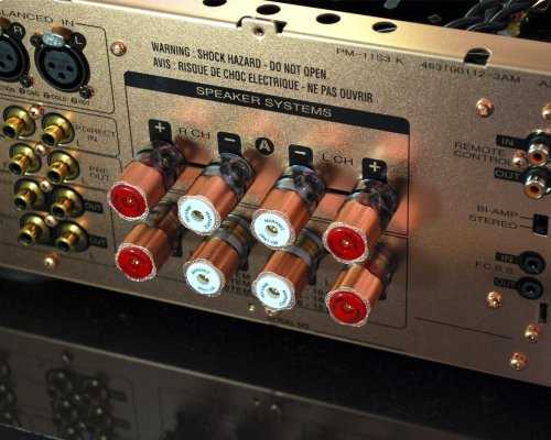 Reference Series - Integrated Amplifer