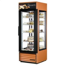 Glass Four Sided Merchandisers