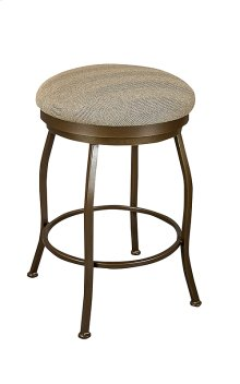 Berkeley B508H26BS Backless Swivel Bar Stool
