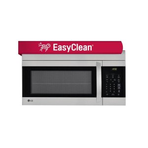LG Appliances1.7 cu.ft. Over-the-Range Microwave Oven
