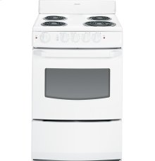 """Hotpoint® 24"""" Electric Free-Standing Range"""
