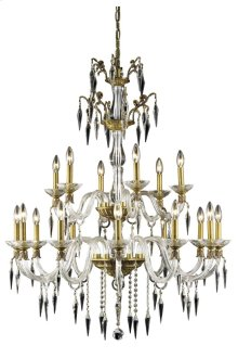 5818 Grande Collection Hanging Fixture French Gold