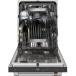 Caf(eback)(tm) Stainless Steel Interior Dishwasher With Sanitize And Ultra Wash & Dry