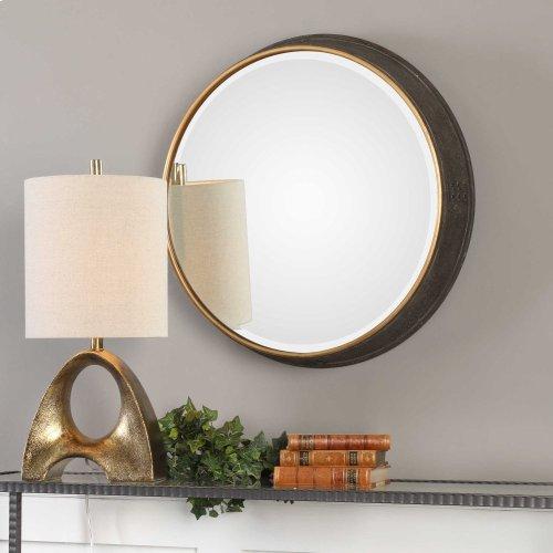 Sturdivant Round Mirror