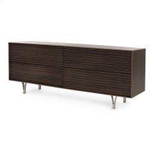 Hall 4 Drawer Dresser-coco