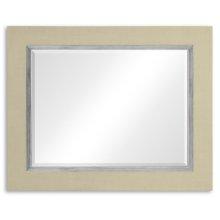 """Camomile & Silver """"Homespun"""" Mirror"""