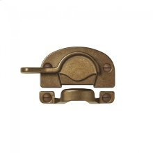 Double-Hung Sash Lock - WD130 Bronze Dark Lustre
