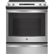 "®30"" Slide-In Electric Convection Range"