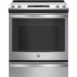 """GEGE® 30"""" Slide-In Electric Convection Range"""