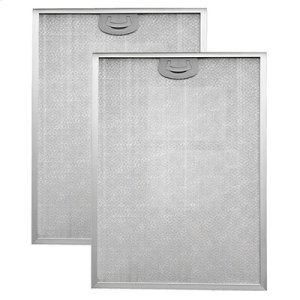"Aluminum Replacement Grease Filter with Antimicrobial Protection for 30"" QP2 Series"