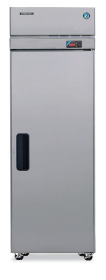Refrigerator, Single Section Upright, Full Stainless Door