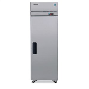 HOSHIZAKIRefrigerator, Single Section Upright, Full Stainless Door