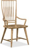 Roslyn County Spindle Back Arm Chair