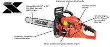 CS-501P Rear Handle Chainsaw ECHO X Series