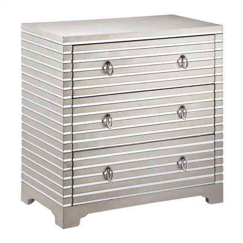 Foxy 3-drawer Chest