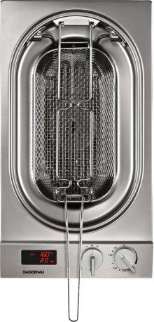 Vario deep fryer 200 series VF 230 614 Stainless steel control panel Width 12 ''