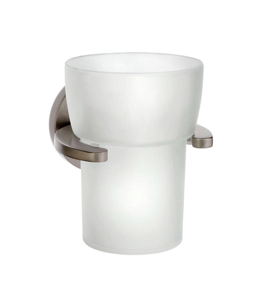 Holder with Glass Tumbler L343N
