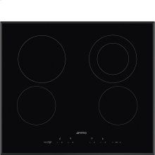 "60CM (24"") Ceramic Cooktop Black Glass"