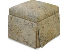 Parson Storage Ottoman with Nails 2F0081SN