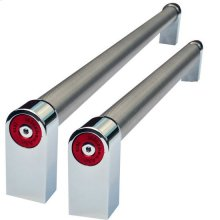 KitchenAid Medallion Handle Kit for Bottom Mount Panel Ready Built-in refrigerators - Other
