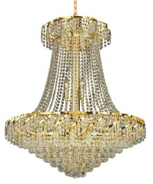 ECA1 Belenus Collection Hanging Fixture Gold Finish