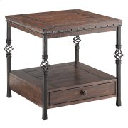 Sherwood Square End Table Product Image