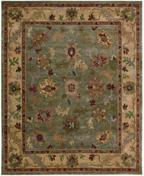 TAHOE TA03 GRE RECTANGLE RUG 5'6'' x 8'6''
