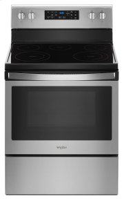 5.3 cu. ft. Freestanding Electric Range with Frozen Bake Technology Product Image