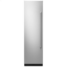 """24"""" Built-In Column Freezer with Pro-Style® Panel Kit, Left Swing"""
