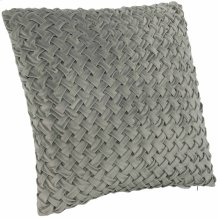 """Luxe Pillows Pleated Velvet (20"""" x 20"""")"""