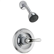 Chrome Monitor ® 13 Series Shower Trim