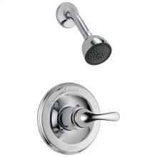 Chrome Monitor ® 13 Series Shower Trim