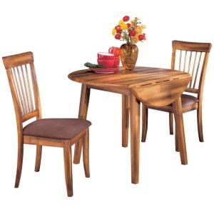 Ashley FurnitureASHLEYBerringer Dining Room Drop Leaf Table