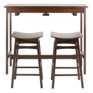 Colbie 3 Piece Pub Set - Espresso Product Image
