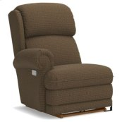 Kirkwood PowerReclineXR® Right-Arm Sitting Reclina-Rocker® Recliner w/ Brass Nail Head Trim