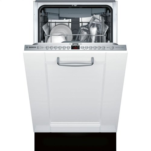 800 Series fully-integrated dishwasher 17 3/4'' SPV68U53UC