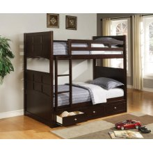 Jasper Twin Bunk Bed