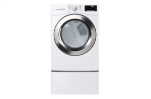 7.4 cu. ft. Ultra Large Capacity Smart wi-fi Enabled SteamDryer Product Image