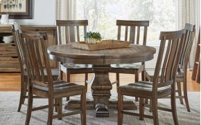 "48"" Round Pedestal Table"