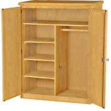 Small Combo Armoire